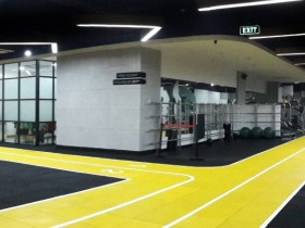 RBO Color at Golds gym thamrin city